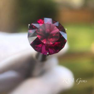 Grape Pyrope Garnet