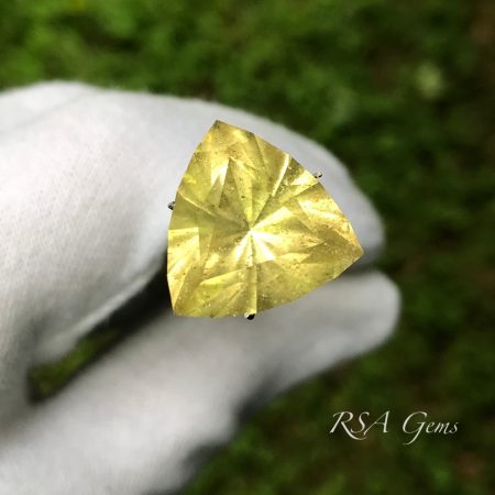 Yellow Grossular Garnet